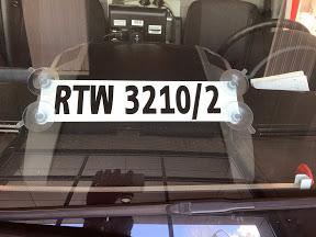 Aus RTW 3210(/1) wird RTW 3210/2
