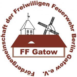 Logo der Fördergemeinschaft der Freiwilligen Feuerwehr Gatow e.V.
