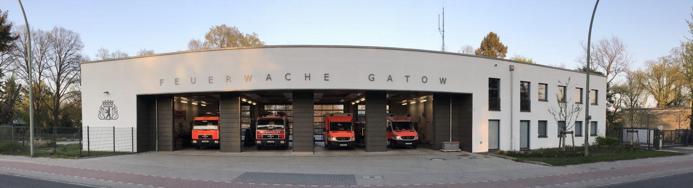 Freiwillige Feuerwehr Berlin Gatow