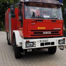 """""""Neues"""" Großfahrzeug in Gatow – Schlauchwagen SW 2000-TR"""