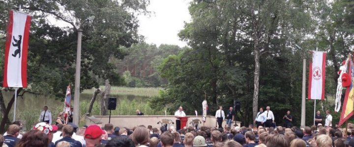 """Zeltlager 2018 – Tag 2: Eröffnung und die erste """"Belastungsprobe"""""""
